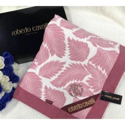 Покрывало Roberto Cavalli Розовый