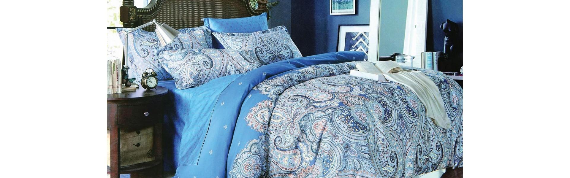 Огромный выбор постельного белья на любой вкус