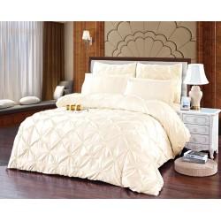 Комплект постельного белья E-shine Silk. Золото.